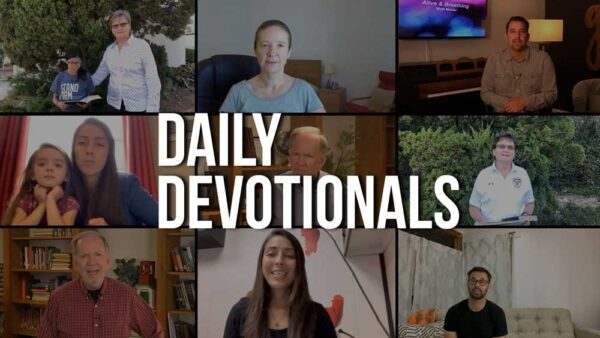 Daily Devotional Videos