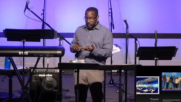 Guest Speaker Pastor Watts Image