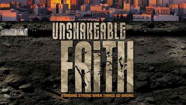 Facing Failure With Unshakeable Faith Image