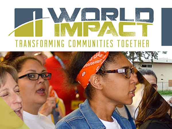 Sermon from World Impact Image