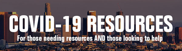 COVID-19 Resources- For those needing help and those looking to help